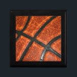 "Basketball Pattern Gift Box<br><div class=""desc"">A cool basketball pattern for the sports fanatic!</div>"