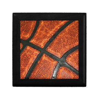Basketball Pattern Gift Box