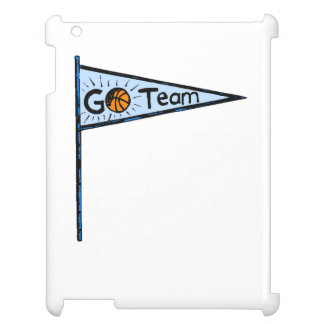Basketball Pennant iPad Covers