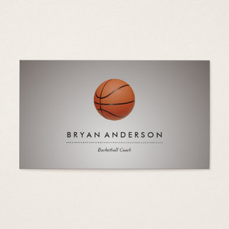Basketball - Personal Business Card