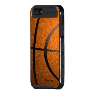 BasketBall Personal iPhone 5 Case