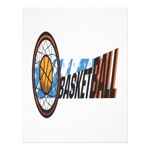 Basketball Personalized Flyer