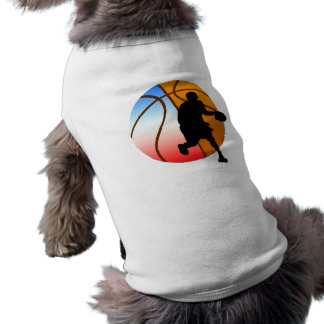 Basketball Pet Tee