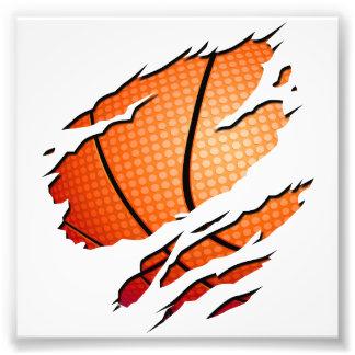 Basketball Photograph