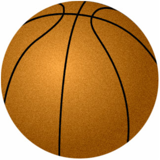 Basketball Photosculpture Photo Sculpture