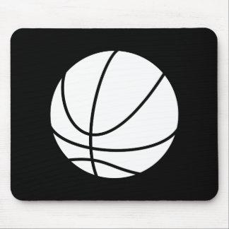 Basketball Pictogram Mousepad