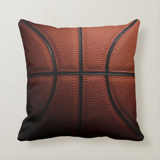 Basketball Pillow