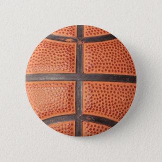 Basketball Pinback Button