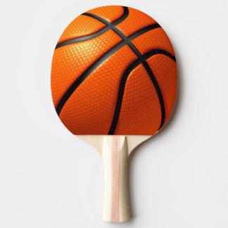 Basketball Ping-Pong Paddle