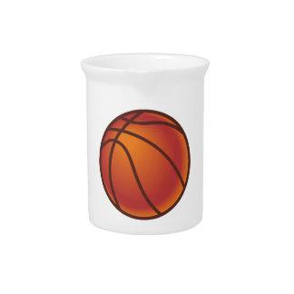 Basketball Pitcher