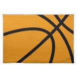 Basketball Place Mat