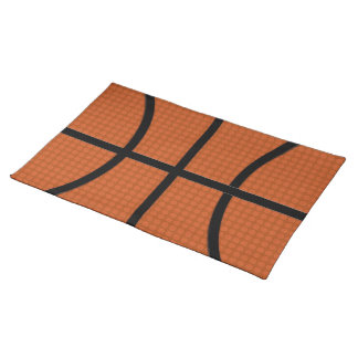 Basketball Placemat