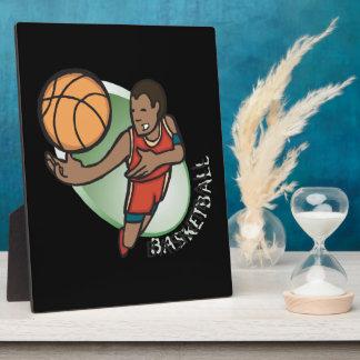 Basketball Photo Plaque