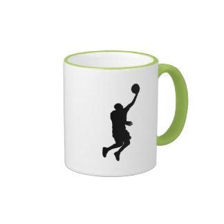 Basketball Player_2 Coffee Mug