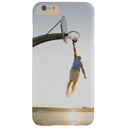 Basketball player 3 blackberry case