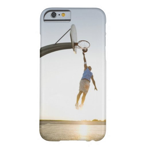 Basketball player 3 iPhone 6 case