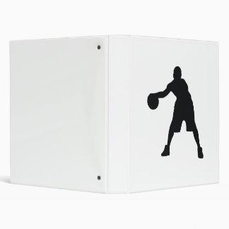 Basketball Player Binder