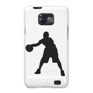 Basketball Player Galaxy S2 Cover
