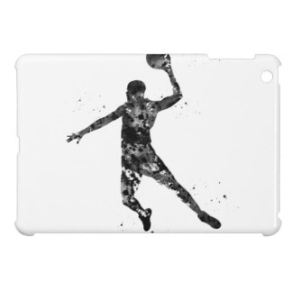 Basketball player case for the iPad mini