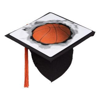 basketball player graduation gift graduation cap topper