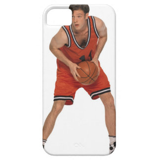 Basketball player iPhone SE/5/5s case