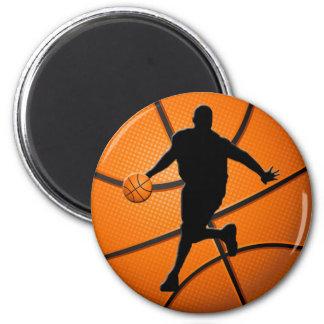 BASKETBALL PLAYER MAGNETS