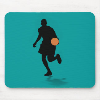 Basketball Player Mousepad