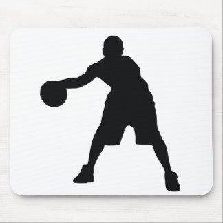 Basketball Player Mouse Pad
