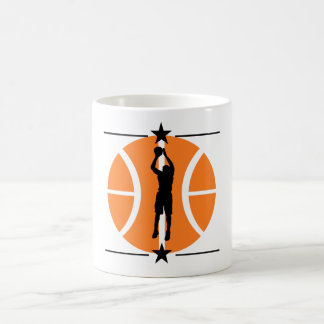Basketball Player Morphing Mug