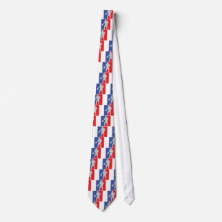 basketball player neck tie