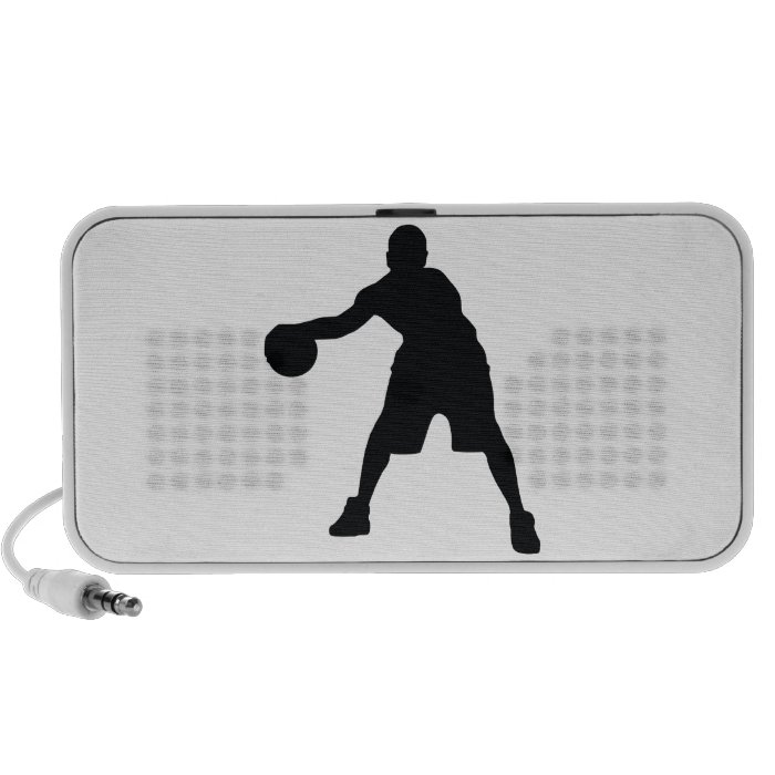 Basketball Player Speaker