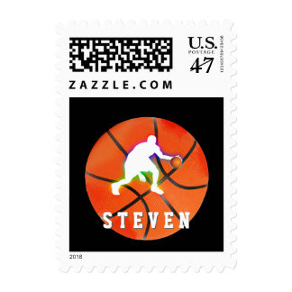 Basketball Player | Sport Gift Postage
