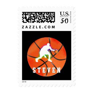 Basketball Player | Sport Gift Postage