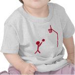 basketball player t-shirts