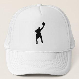 Basketball Player Trucker Hat