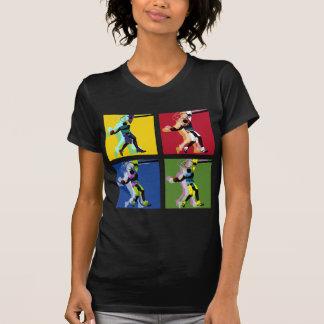 Basketball player shirts