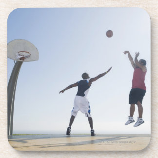 Basketball players 3 coaster