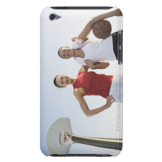 Basketball players 4 Case-Mate iPod touch case