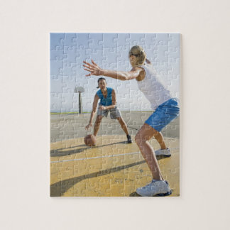 Basketball players 6 jigsaw puzzle