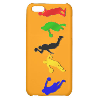 Basketball players hoops basketball iPhone 5C case
