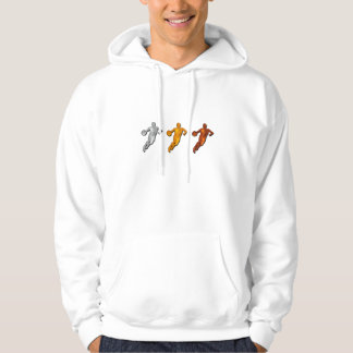 Basketball players Mens Athlete Sports Fan   Hoodie