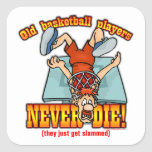 Basketball Players Stickers