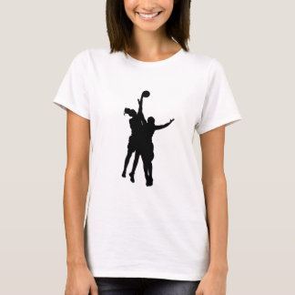 Basketball Players (Women) - T-Shirt