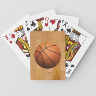 Basketball Poker Deck