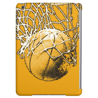 Basketball Pop Art Cover For iPad Air