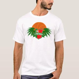 Basketball Portugal T-Shirt