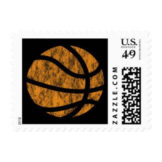 basketball. postage