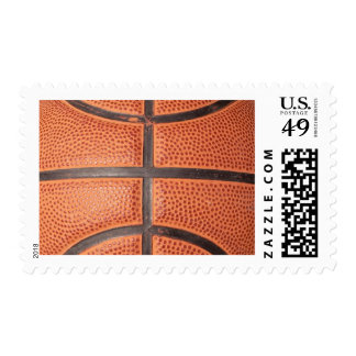 Basketball Postage Stamp