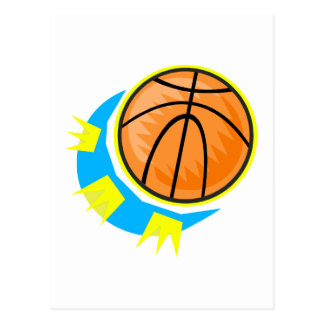 Basketball! Postcard