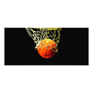 Basketball Rack Cards